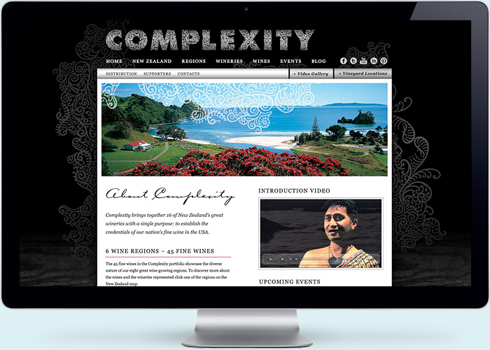 Complexity Website