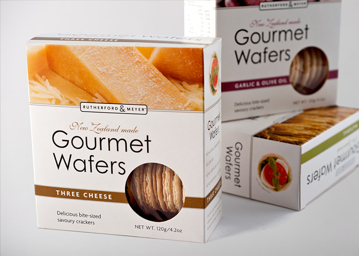 Gourmet Wafers and HoneyPlus